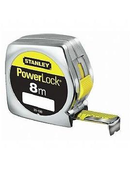 STANLEY 1-33-198 FLESSOMETRO POWERLOCK CLASSIC 8 METRI