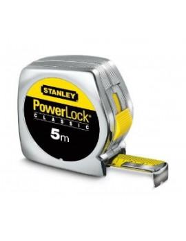 STANLEY 1-33-195 FLESSOMETRO POWERLOCK CLASSIC 5 METRI