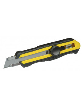 STANLEY 0-10-417 COLTELLO CUTTER DYNAGRIP LAMA 18mm