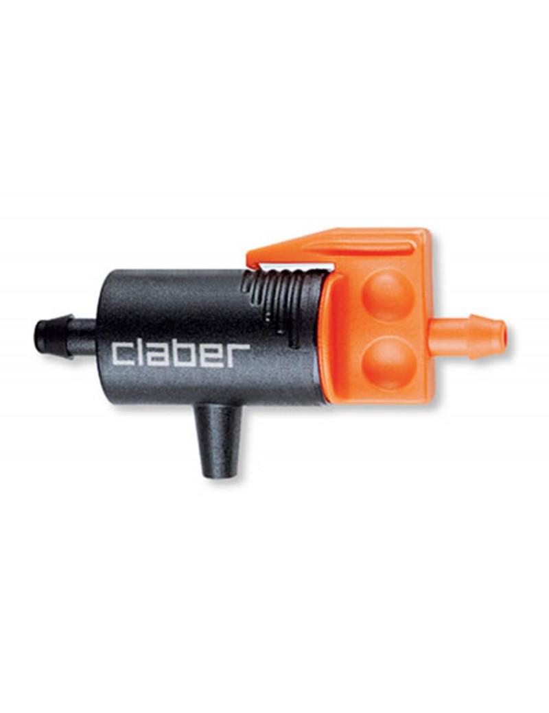 Claber 91217 gocciolatori in linea da 0 6 l h for Claber giardinaggio