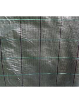 RETE / TESSUTO PACCIAMATURA ROTOLO H.1,57 X 100 mt. - 100gr/mq