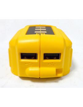 DEWALT DCB090-XJ ADATTATORE PER BATTERIA CON CARICAMENTO USB