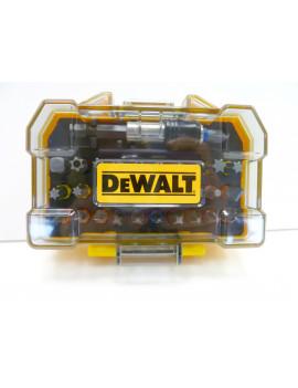 DEWALT DT7969-QZ KIT 32 PEZZI SERIE INSERTI+ADATTATORE MAGNETICO PER AVVITATORE