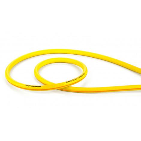 Tubo acqua antitorsione giallo versus 5 8 per for Tubo giardino 5 8
