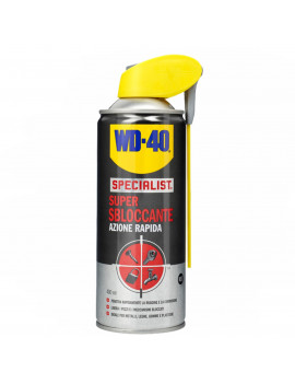 WD40 SPECIALIST - SUPER SBLOCCANTE AZIONE RAPIDA 400ml