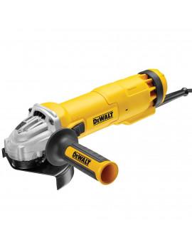 DEWALT DWE4237 SMERIGLIATRICE ANGOLARE 1400W 125mm NO-VOLT