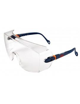 3M 2840 Occhiali di protezione lente trasparente in Policarbonato (AS/AF)