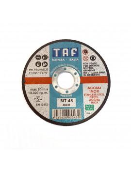 TAF BIT45 - 115X1,6 PZ.10 -...