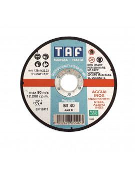 TAF BIT40 - 125X1 PZ.10 -...