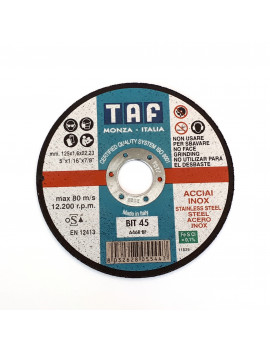 TAF BIT45 - 125X1,6 PZ.10 -...